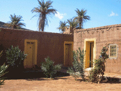 Desert-auberge - Sketching & Painting Holidays in Morocco